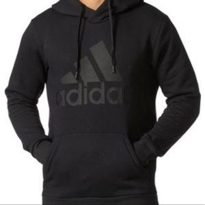 Adidas Logo Hoodie Medium